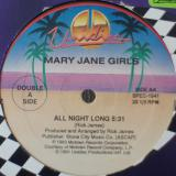 Mary Jane Girls - Candy Man / All Night Long