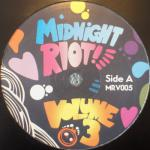 V.A/Midnight Riot Vol.3 Vinyl Sampler 1