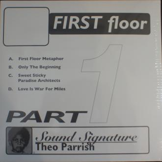 Theo Parrish / First Floor (Part 1)