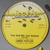 Linda Taylor / You And Me Just Started