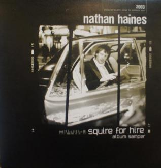 Nathan Haines / Squire For Hire Album Sampler