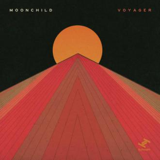 Moonchild / Voyager (Suset Red Vinyl Edition)