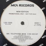 New Edition - Mr. Telephone Man / Cool It Now