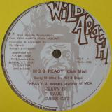 Heavy D. / Frankie Paul / Super Cat - Big & Ready (Remixes)