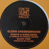 Glenn Underground / Robots & Bumblebees (A Tribute To Patrick Adams)