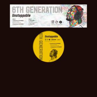 6TH GENERATION / Stay Up feat. IO & HUNGER/想 feat. BUZZ