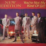 New Edition ‎/ You're Not My Kind Of Girl