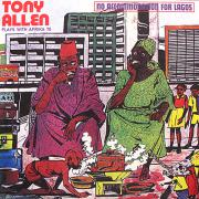 Tony Allen Plays With Afrika 70