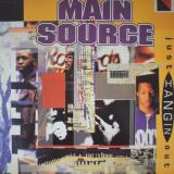 Main Source – Just Hangin' Out / Live At The Barbeque